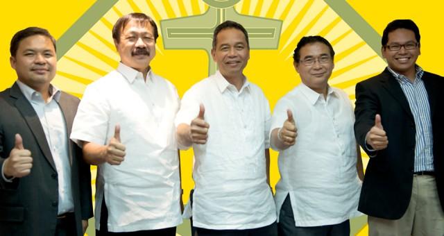 Boses ng Marinong Pilipino, Maririnig na sa Kongreso