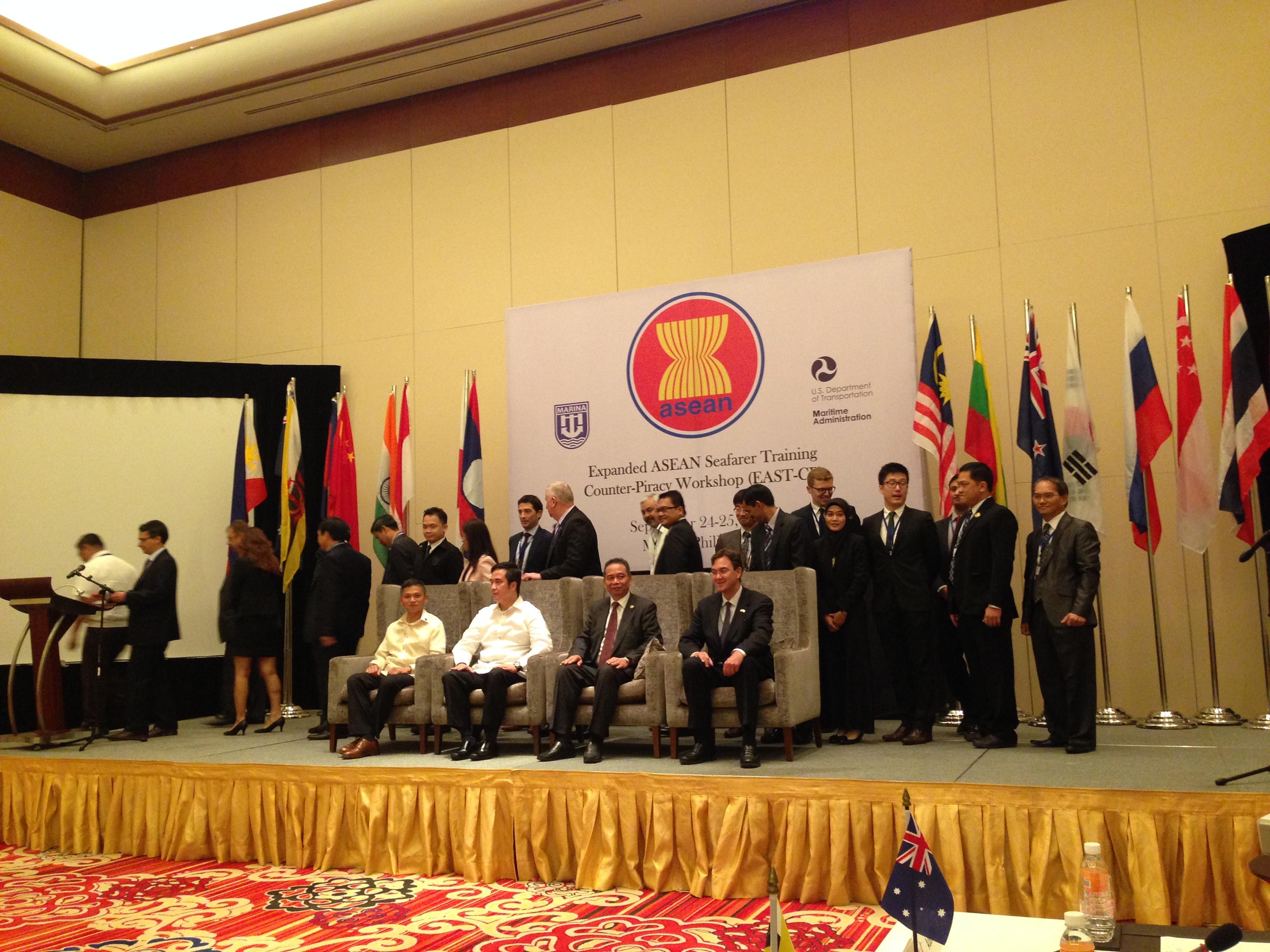 ANGKLA Party-list, Nanawagan para sa Seguridad ng mga Marino Kontra-Piracy
