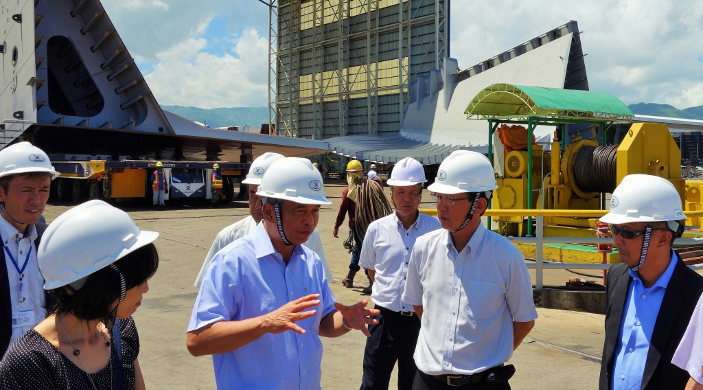 CJAM in Ship Building Inspection (3)
